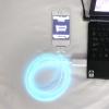 光が流れるiPhone/iPad用Dockケーブル