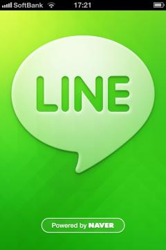 LINE iPhone版
