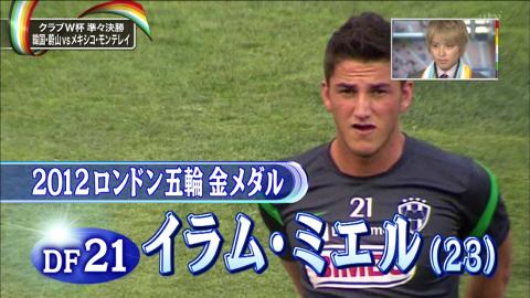 デジタルTVチューナーでTVを見る iPhone5 サッカー