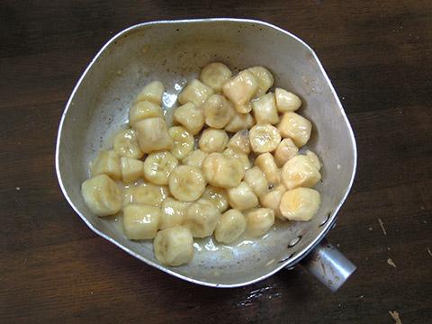 カブトムシ クワガタ バナナトラップ
