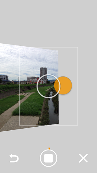 Photo Sphere Camera パノラマ写真の撮影方法02