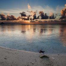 iPad用壁紙 海岸