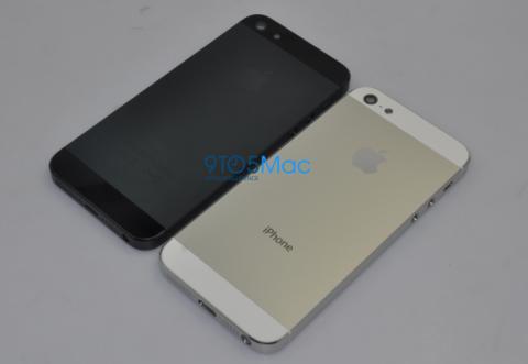 新型「iPhone5」