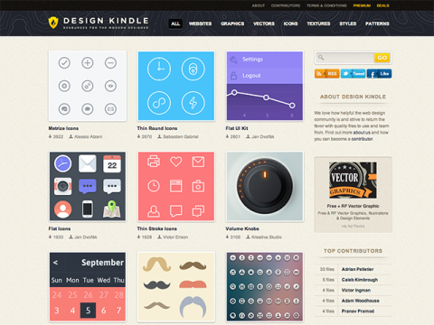 Design Kindle