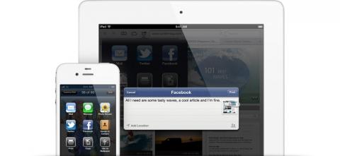 Facebook統合