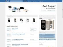 iPod  修理マニュアル