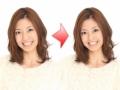 ブラウザだけでデカ目・美肌・小顔に!顔写真を美人にできるサイト!