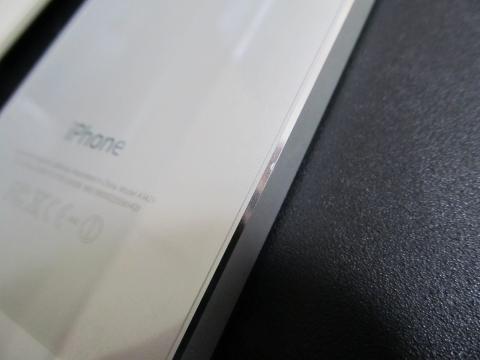 iPhone5 初期傷