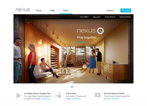 Nexus Q -  Google