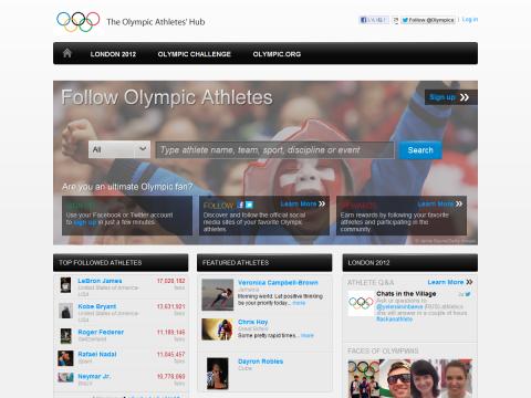 The Olympic Athletes' Hub(オリンピック・アスリーツ・ハブ)