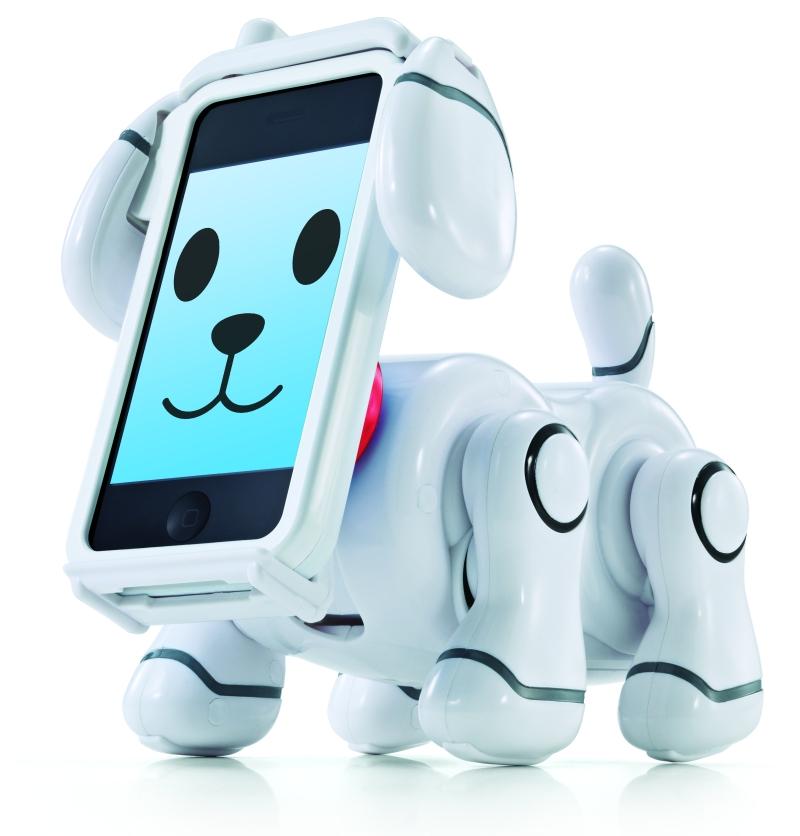 バンダイiPhoneペットロボット