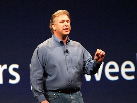 Apple上級副社長フィリップ・シラー氏