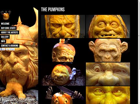 The Pumpkins - Villafane Studios