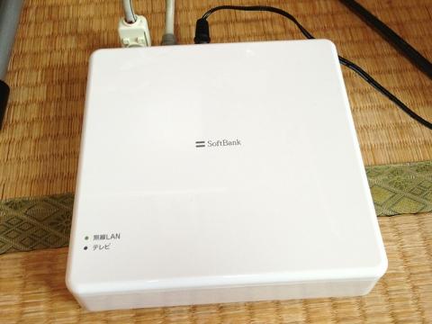 デジタルTVチューナー設置