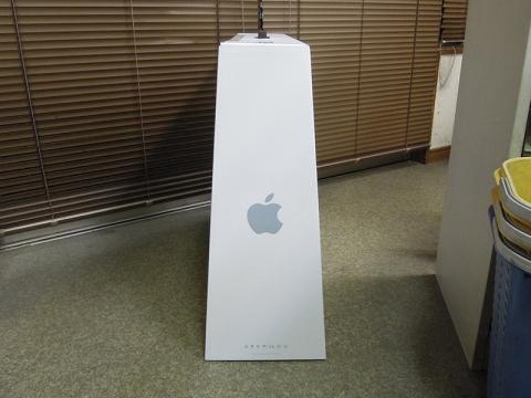 27インチiMac外箱