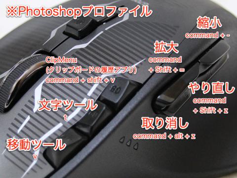 Photoshopプロファイル