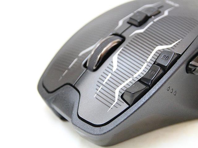 もどかしいキー同時押しがボタン1つ!ゲーミングマウスで楽々お仕事!