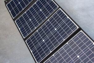 ELECAENTA 120W ソーラーパネル