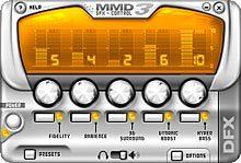 MMD3 - DFX Audio Enhance skin
