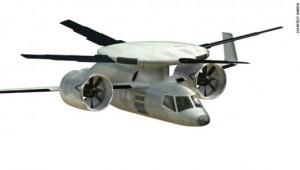 ディスクローター複合ヘリコプター
