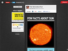 Few facts about Sun