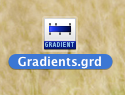 グラデーションファイル