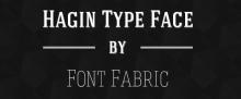 hagin-free-font