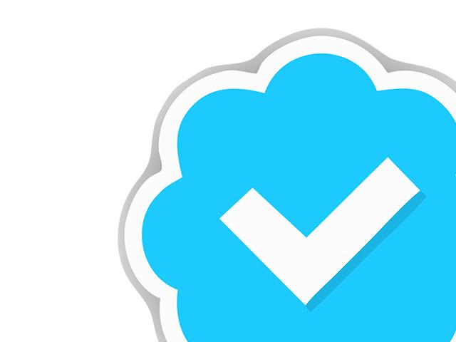 Twitterの認証済み(公式)アカウントになる方法について調べた