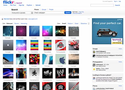 iPad2 wallpaper - Flickr Search