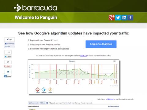 Panguin Tool - Barracuda Digital